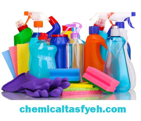 شوینده شیمیایی