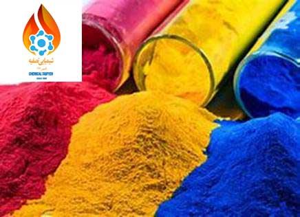 اسید سولفونیک در رنگ ها