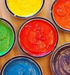 رنگ شیمیایی