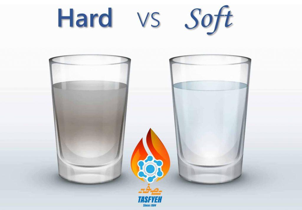 آب سخت و آب نرم