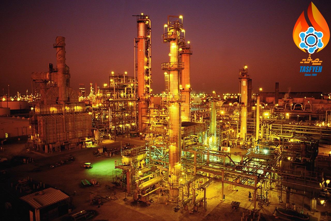 کاربرد تری اتیلن گلایکول در صنایع نفت و گاز